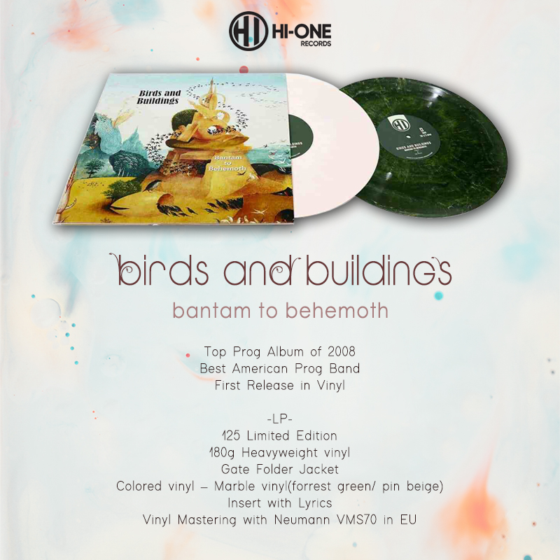 Birds and Buildings